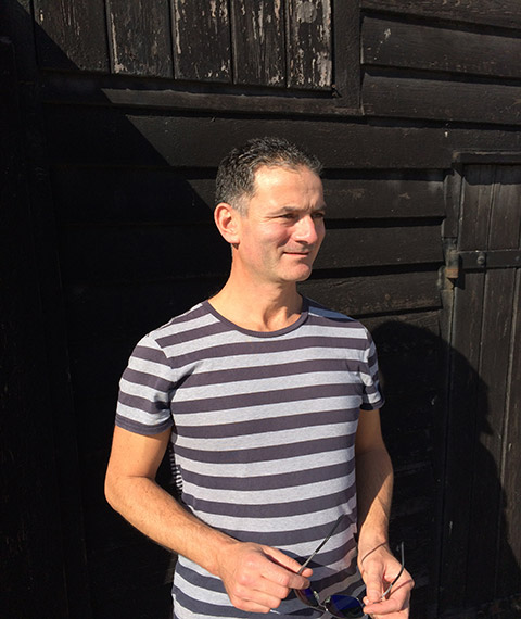 Photo of Dominic Fieldus, registered Osteopath and Acupuncturist